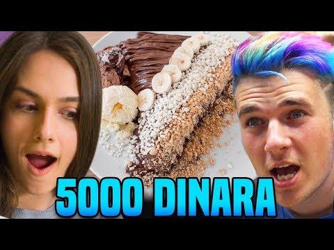 55 DIN PALAČINKA protiv 5000 DIN PALAČINKA thumbnail
