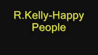 download lagu R.kelly-happy People gratis