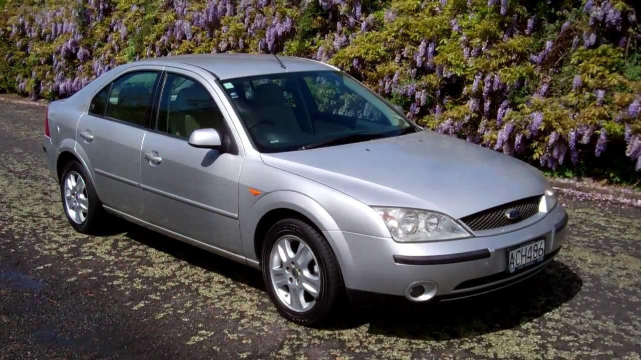 Форд мондео 2001 фото
