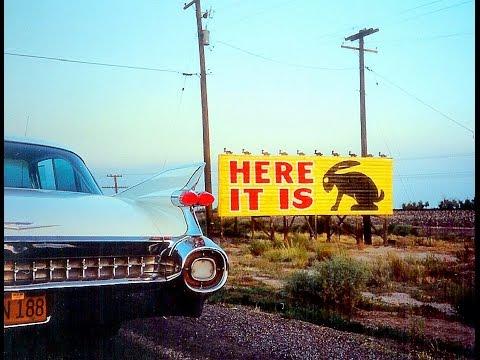 JACKRABBIT TRADING POST - Phil Blansett - Route 66 - August 22, 1993