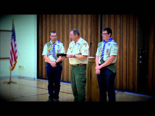 Boy scouts earn Eagle Scout rank 6-24-2014