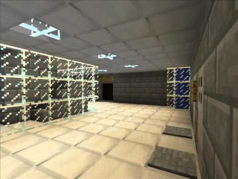 Minecraft Secret Underground