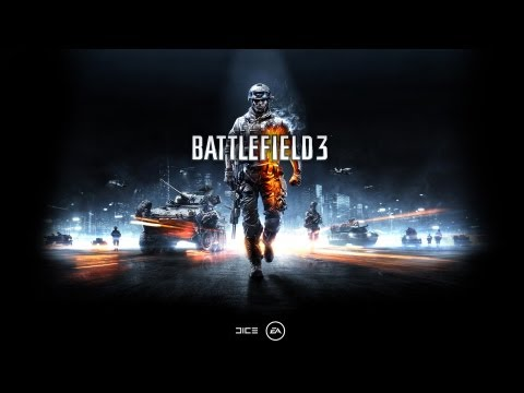 Gameplay Battlefield 3 - Comprei,haha!