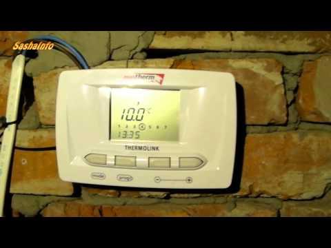 Protherm Thermolink S и Електрический котел Protherm Скат 12 К
