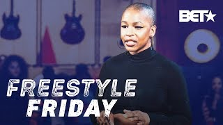 Calling All LA-Based Rappers - Freestyle Friday is Coming to Your City! | #FreestyleFridayBET