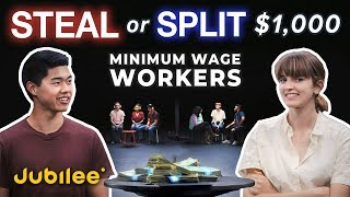 Will Minimum Wage Workers Agree to Share $1000