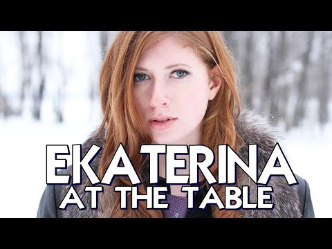 At The Table with Ekaterina - Murphys Magic Trick Review