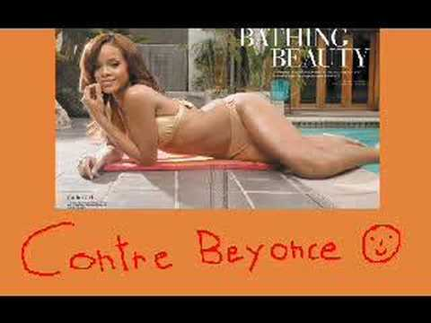 Beyonc vs Rihanna Music Videos