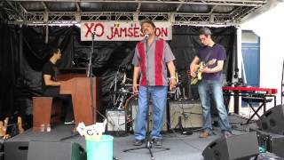 Ben Paterson Jimmy Johnson Sandy Redd XO Jam Cognac 2013