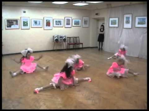 Танец Куклы - Хореографический ансамбль Очарование