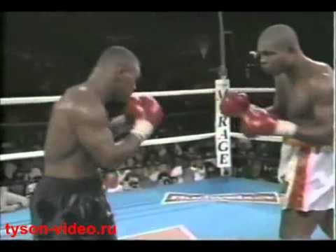Майк Тайсон - Донован Раддок 2 42 (5) Mike Tyson vs Donovan Ruddock