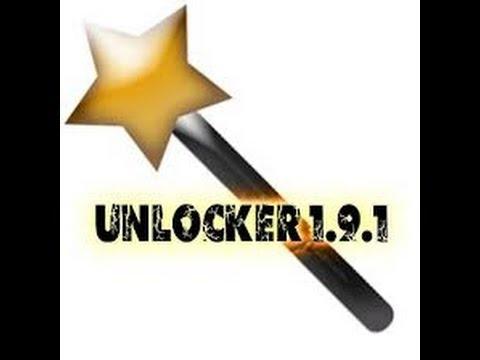 Descargar Unlocker 1.9.1 Full 32/64Bits (Elimina archivos bloqueados)