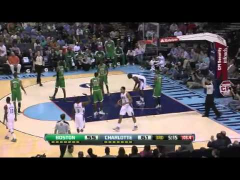 NBA CIRCLE - Boston Celtics Vs Charlotte Bobcats Highlights 12 March 2013 www.nbacircle.com