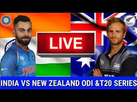Live Score: New Zealand Vs India 3rd ODI 2019 I Cricket live Streaming  I  Ind Vs NZ Live Match