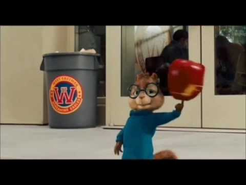 You Spin Me Round - The Chipmunks