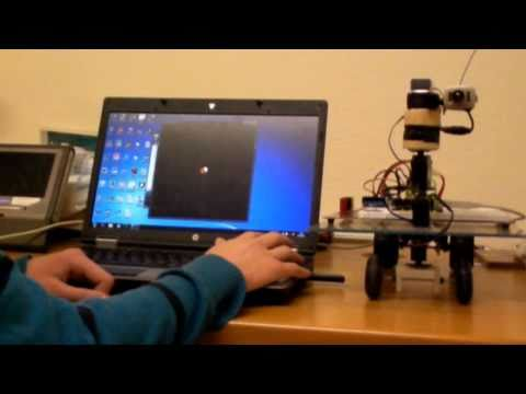 Arduino project Computer-controlled vehicle