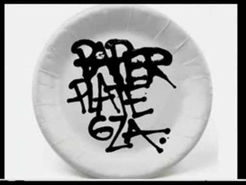 GZA - Paper Plates(50 cent Diss)