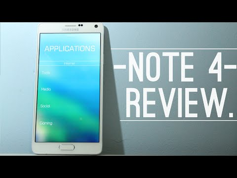 Samsung Galaxy Note 4 Review!   ColdfusTion