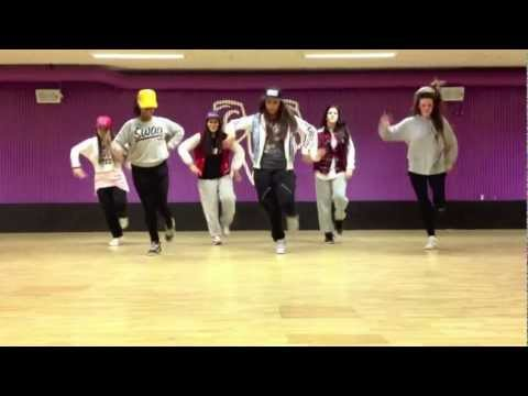Mix Dancers Chris Brown  Holla at me  Choreography
