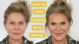 How to Look Younger With Makeup | Mature Skin Makeup Tutorial