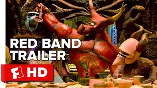 Hell and Back Official Red Band Trailer (2015) - Mila Kunis, T.J. Miller Movie HD