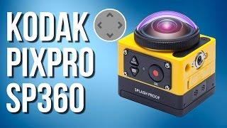 360 Derecelik Kamera İncelemesi - Kodak Pixpro SP360