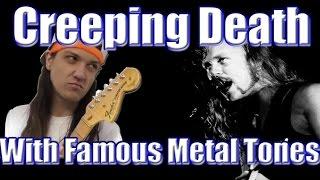 download lagu Creeping Death - With Famous Metal Tones gratis