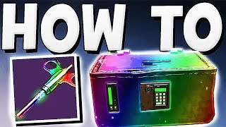 "Destiny 2 - HOW TO GET ""DANCE PARTY KEY"" & ""LOOT-A-PALOOZA KEY"" !"