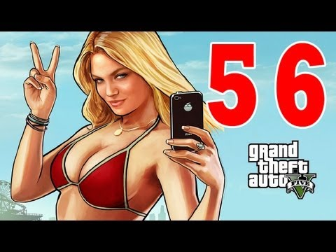 Let´s Play Grand Theft Auto 5 / GTA V Gameplay Deutsch - Part 56 - Gangbang mit Trevor und Lamar