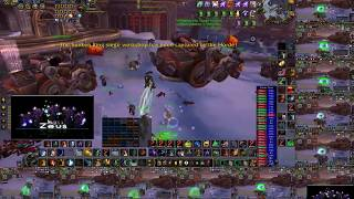 Warmane Multiboxing - Wintergrasp battle versus 3 multiboxers!