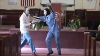 Total Spirit Connection Ministries' Mime God is Preparing ME