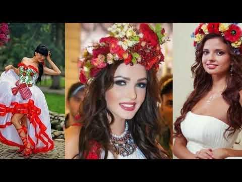 🇺🇦 16 Ukrainian wedding songs ( 16 весільних пісень ) .