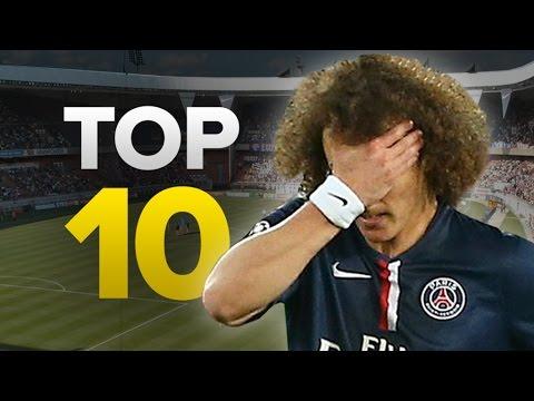 Suarez NUTMEGS Luiz TWICE! | PSG 1-3 Barcelona | Top 10 Memes and Tweets!