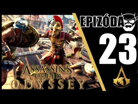 NAŠLI SME MATKU ! - Assassin Creed Odyssey / 1080p 60fps / CZ/SK Lets Play / # 23