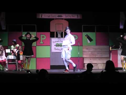 MAGIC FOOT - Max Sauberman as William Barfee (& Goodbye #2)