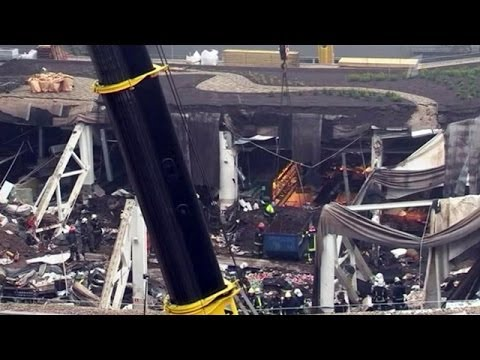 Рига: Повторное Обрушение Гипермаркета. 43 Человека Погибло. Названа Причина. 2013