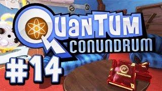 Quantum Conundrum #14 - Let's Play Quantum Conundrum Gameplay German / Deutsch