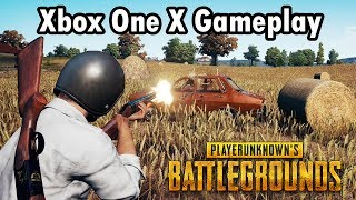 PUBG no Xbox One X - Pra Um Noob Fui Incrivelmente Bem! (Battlegrounds Gameplay)