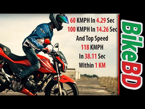 Hero Xtreme Sports Review,Top Speed,Features,Price In Bangladesh