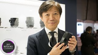 Sigma's contemporary 16mm lens - An interview with Yamaki-san