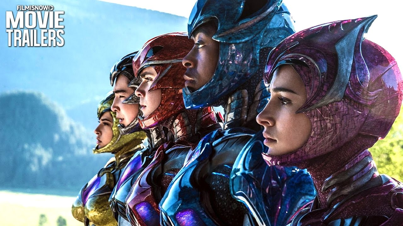 POWER RANGERS | Discover the power in first look teaser