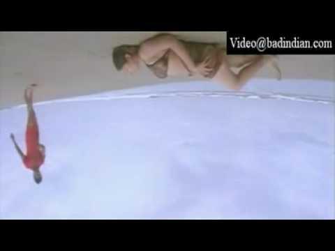 kiran rathod very hot in bikini from a tamil film