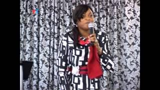 Divine acceleration - Lady-Bishop Nosandi Dlamini