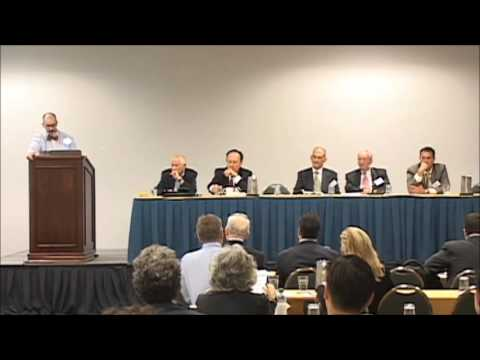 ASCE 2013: Conference Opening Remarks