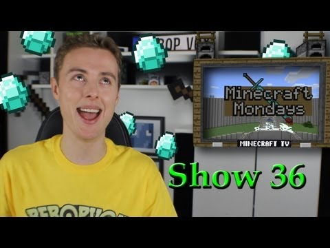 Minecraft Monday Show - Droppin Some Knowledge On Yo Face! Music Videos