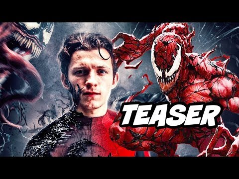 Venom 2 Teaser - Carnage Scene and Spider-Man Crossover News Breakdown