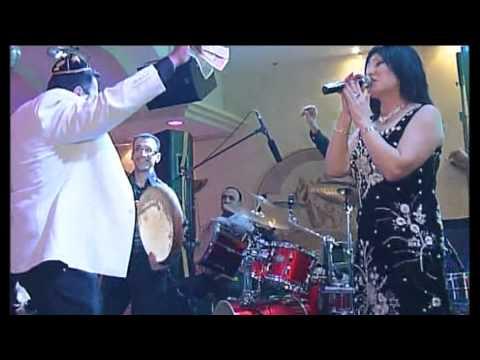 Rohila Ulmasova  Itzik Ilyaev Doira Olim Hakimov Drums Edik Leviyev Dabal.mpg video