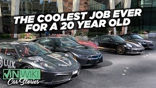 How I go on Exotic Car Rallies for FREE!