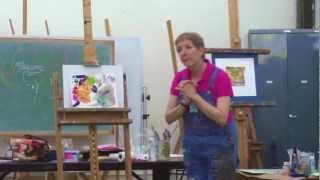 Monthaven Art Society presents Workshop with Peach McComb.mov