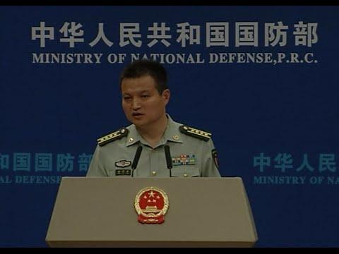 China Demands U.S.  Stop Close-in Aerial Surveillance